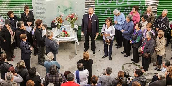 Conmovedor relato de mujer que habla sobre tragedia aérea en Engativá