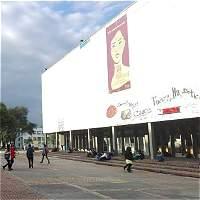 Plaza Che de la Universidad Nacional se quedó sin su imagen