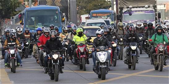 'El problema no son las motos, sino el exceso de vehículos'
