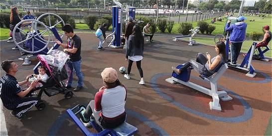 Invertirán 350.000 millones de pesos para 64 parques nuevos en Bogotá