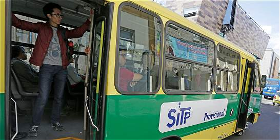 Chatarrización de buses está en el 59 por ciento en Bogotá