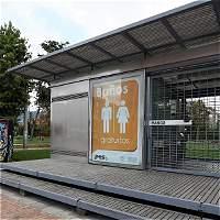 Reabrirán los baños del punto de encuentro en Alcalá de TransMilenio
