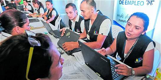 Jueves y viernes, feria de empleo en la Gobernación de Cundinamarca