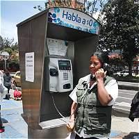 El silencioso ocaso de los teléfonos públicos