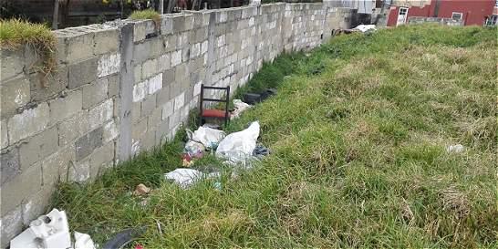 Tumban muro que separaba a Ciudad Bolívar de Tunjuelito