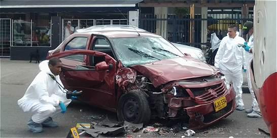 Bogotá encabeza número de borrachos al volante
