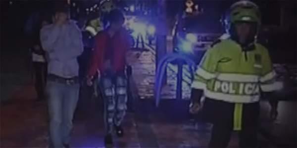 Vecinos persiguieron y detuvieron a delincuentes en el barrio Nueva Castilla