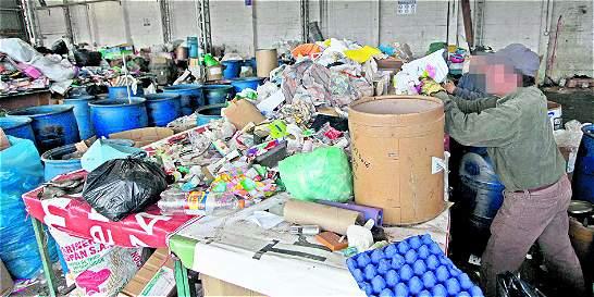 Las tres claves del modelo de reciclaje de Bogotá