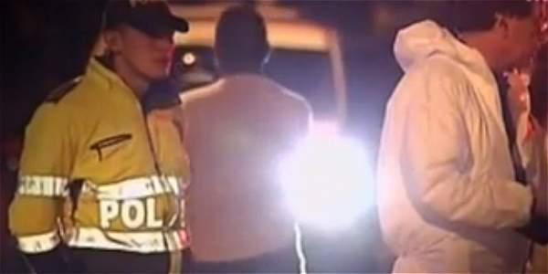 Por fuerte olor en una casa, policía encuentra a un hombre sin vida