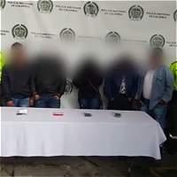 Cae banda de 'cosquilleros' en buses de Suba que dirigía una mujer