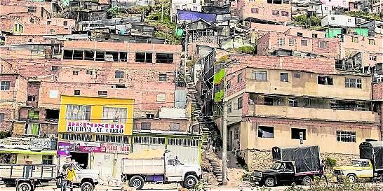 35 barrios sin agua en Ciudad Bolívar este miércoles