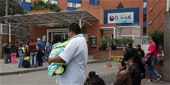 Indagan muerte de menor de 4 años en el hospital El Tunal