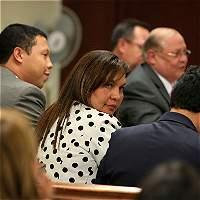 Procuraduría dice que Laura Moreno mintió sobre muerte de Colmenares