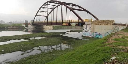 Monitoreo al río Bogotá por aumento del cauce debido a las lluvias