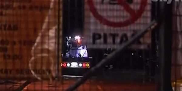 Autoridades encontraron dos cuerpos sin vida en el baúl de un carro, en Alamos