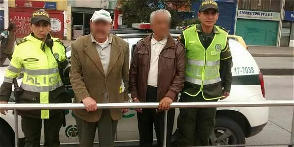 Por su edad, los presuntos delincuentes pasaban desapercibidos al robar en TransMilenio.
