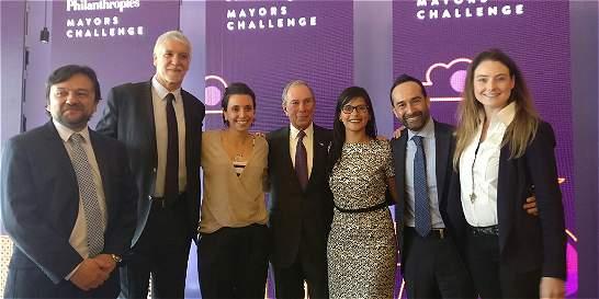 Alcaldía de Bogotá ganó 1 millón de dólares por propuesta para niños