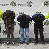 Banda fingía limpiar vidrios para robar apartamentos en Bogotá