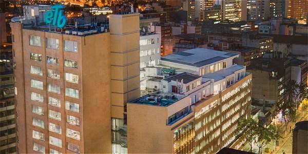 Sede de la ETB en Bogotá.