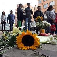 Bogotanos exigieron justicia por el crimen de la niña de 7 años