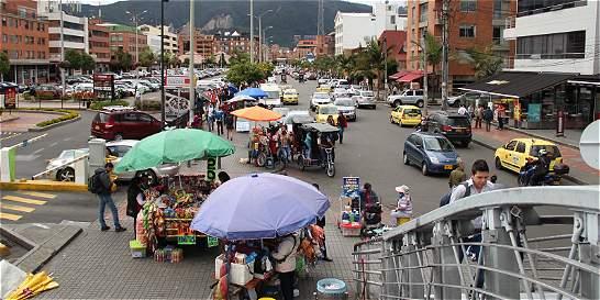 Campaña para incentivar el respeto por el espacio público en Bogotá