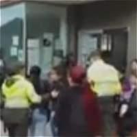 Capturan banda 'los Chirris' y a cinco mujeres que robaban en TM