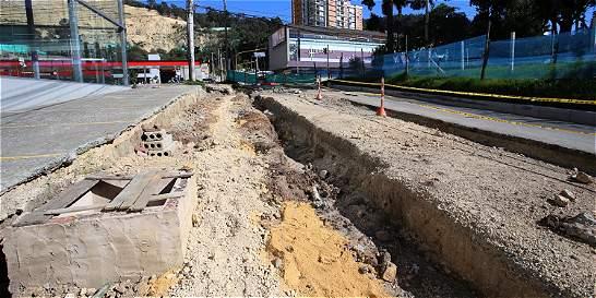 Quedan 98 días para entregar la ampliación de la avenida La Sirena