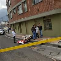 Hallan muerto a un hombre en la calle 26 con carrera 20