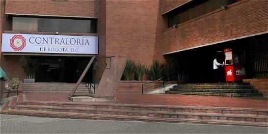 Fiscalía, tras los 'jefes' del cartel en la Contraloría de Bogotá