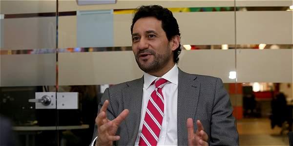 Jorge Mario Díaz, vicepresidente de articulación público privada de la Cámara de Comercio de Bogotá, dijo que la Cumbre busca visibilizar la experiencia y el conocimiento de los premios nobel.