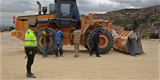 Suspenden trámites mineros en la Sabana tras resolución de Minambiente
