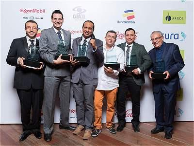 Reconocimientos a líderes colombianos