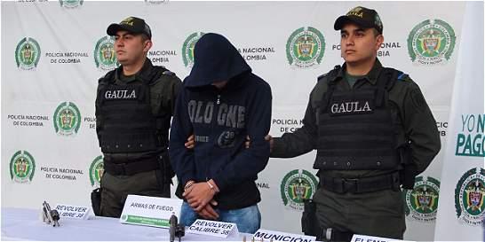 Rescatan a una pareja que fue retenida en su casa en San Cristóbal