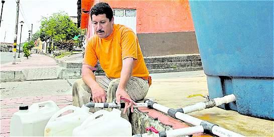 Reforzarán redes para llevar agua a La Mesa, Cundinamarca