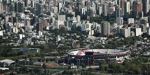 El crecimiento poblacional de las urbes comparadas está entre 1,5 y el 2,4 %. Foto: Buenos Aires.