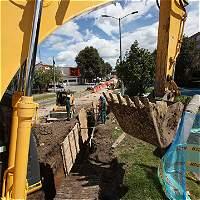Por obras de acueducto, 10 barrios del norte tendrán baja presión hoy