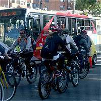 El 2 de febrero se realizará el primer día sin carro del año en Bogotá