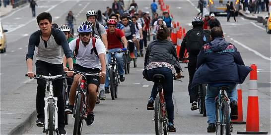 Se esperan 2'500.000 biciusuarios en el día sin carro y sin moto