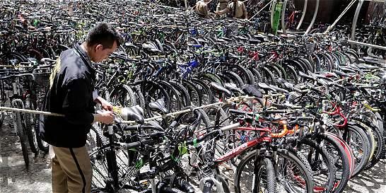La fiesta de la bici en el día sin carro y sin moto