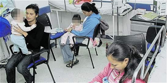 'Servicios de pediatría no se cerrarán': Secretario de Salud