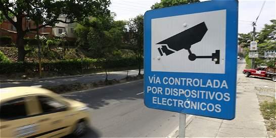 En Bogotá no hubo reclamos por fotomultas el año pasado