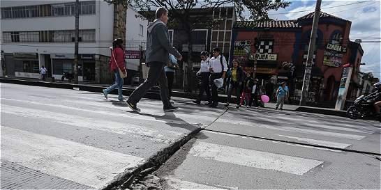 Fiscalía acusó a tres personas por obras de losas de la Caracas