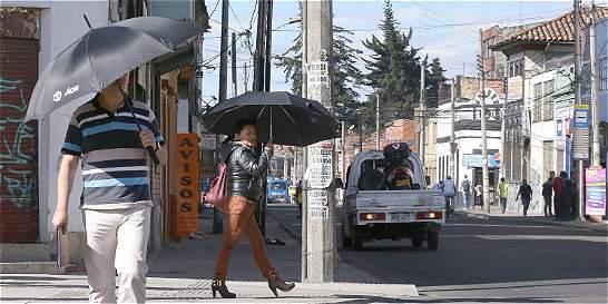 Altas temperaturas sofocan a los ciudadanos de seis capitales