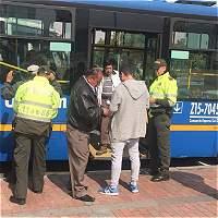 Van 22 capturas en operativos en el SITP y TransMilenio