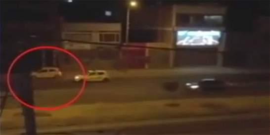 Ladrones usan taxis para robar en buses de transporte público