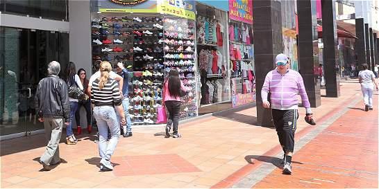 Investigan ataque con arma de fuego a comerciantes de San Andresito
