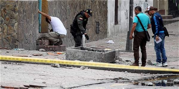 Hipótesis apuntan a que el Eln estaría tras atentado en Bogotá