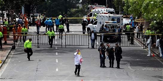 Expertos en explosivos estarían detrás de atentado en La Macarena
