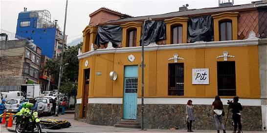 Edificio patrimonial en La Macarena, el más afectado con explosión