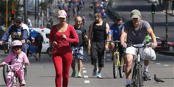 Poca seguridad y parqueaderos, razones por las que no se usa la bici
